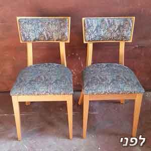 צביעת כיסאות לפני הצביעה