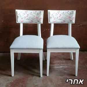 צביעת כיסאות אחרי הצביעה