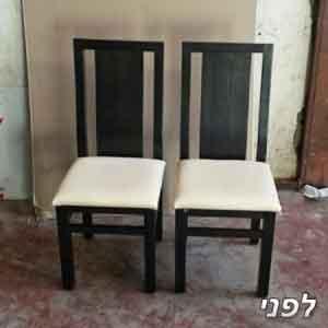 צביעת רהיטים ברחובות לפני צביעה