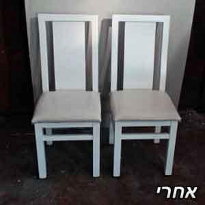 צביעת רהיטים ברחובות אחרי צביעה